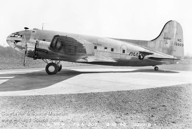 18 March 1940 worldwartwo.filminspector.com Boeing Clipper