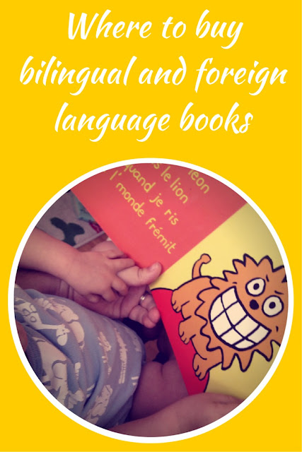 Where to buy bilingual and foreign language books