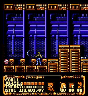 【FC】能源戰士1+2系列合集+無限HP版,骨灰級動作冒險遊戲!
