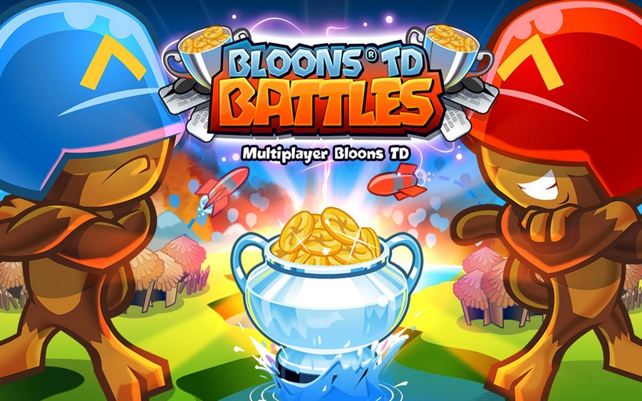 [FREE] Download Bloons TD Battles for Android