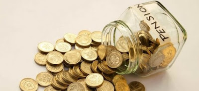 Pensiones y dinero