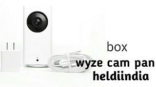 Wyze-cam-pan-unboxing