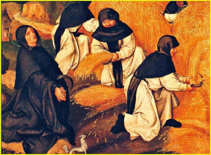 sports shoes ed93e cd6b0 Quand ils ne sont pas occupés à prier, ils défrichent, innovent et se  lancent dans les affaires. Du Xle au XIIIe siècle, les moines inventent la  France ...