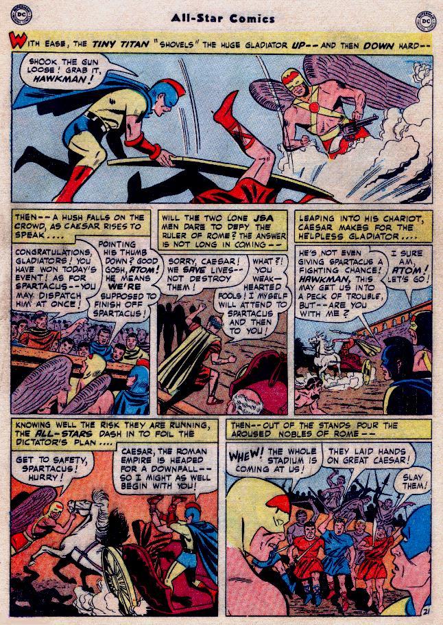 Read online All-Star Comics comic -  Issue #53 - 27