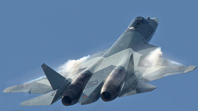 FIRST VIDEO OF RUSSIAN PAK FA T-50 FIGHTER JET