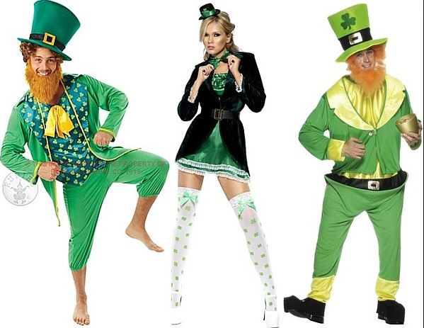 Happy St Patricks Day Outfits Party Costume Ideas Fancy Dress On