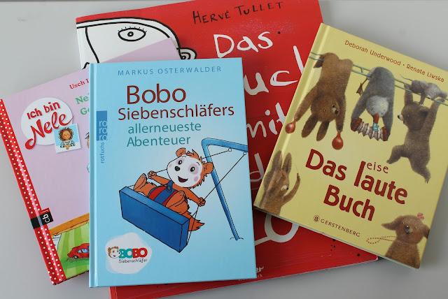 Lieblingsbuecher Vorlesen 2 bis 3 Jahre Jules kleines Freudenhaus Buchtipps