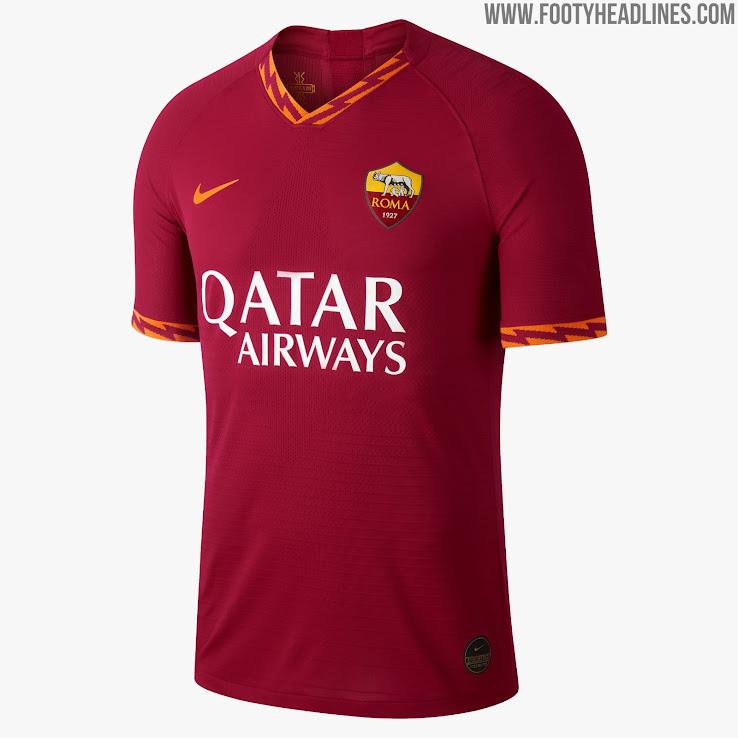 roma fc jersey 2019