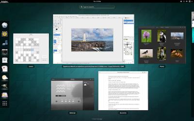 Qué es GNOME - LinuxAll