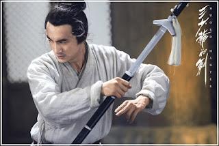 三少爺的劍,Sword Master