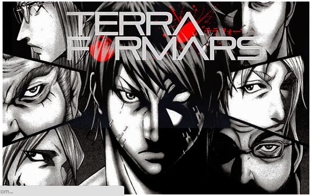 Download Anime Terra Formars Revenge [Subtitle Indonesia]