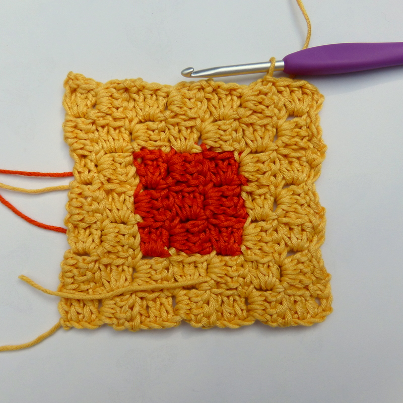 Corner To Corner Kussen Haken.Bit Of Color Van Hoek Tot Hoek Haken Tutorial 1 En Giveaway
