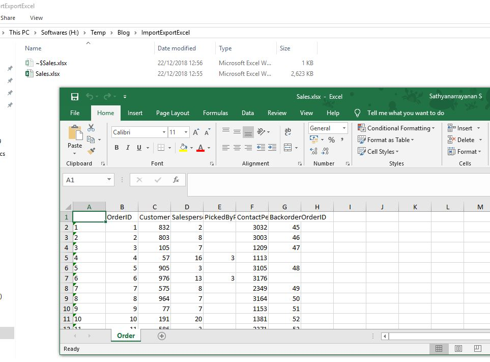 All about SQLServer: SQL Server Export/Import excel using R