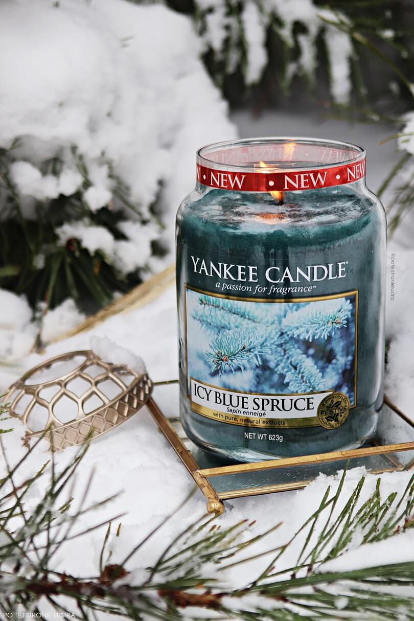yankee candle q4 2018 icy blue spruce