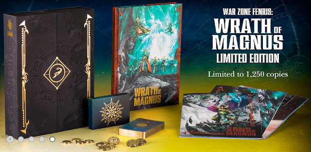 Many people stayed up all hours for this release and any information that has been forthcoming. Its a big day, for the Thousand Sons, but it should not be ...