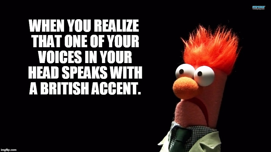 Speak of the devil booting out the foreign secretary - Beaker muppets quotes ...