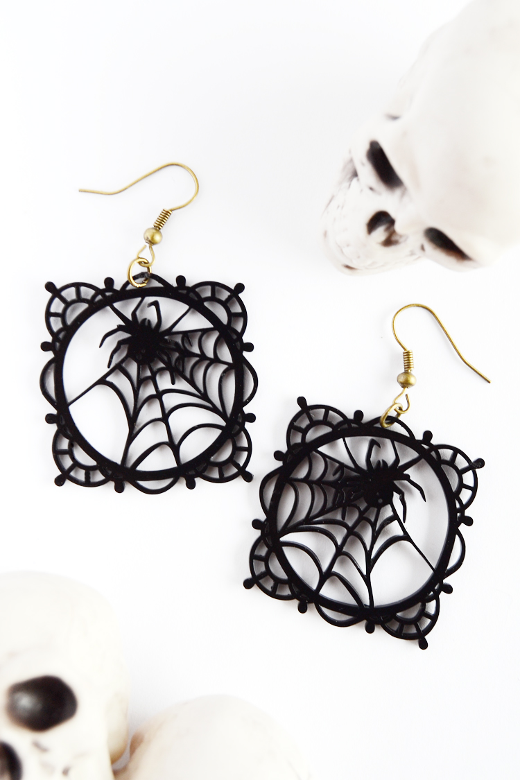 spiderweb earrings final