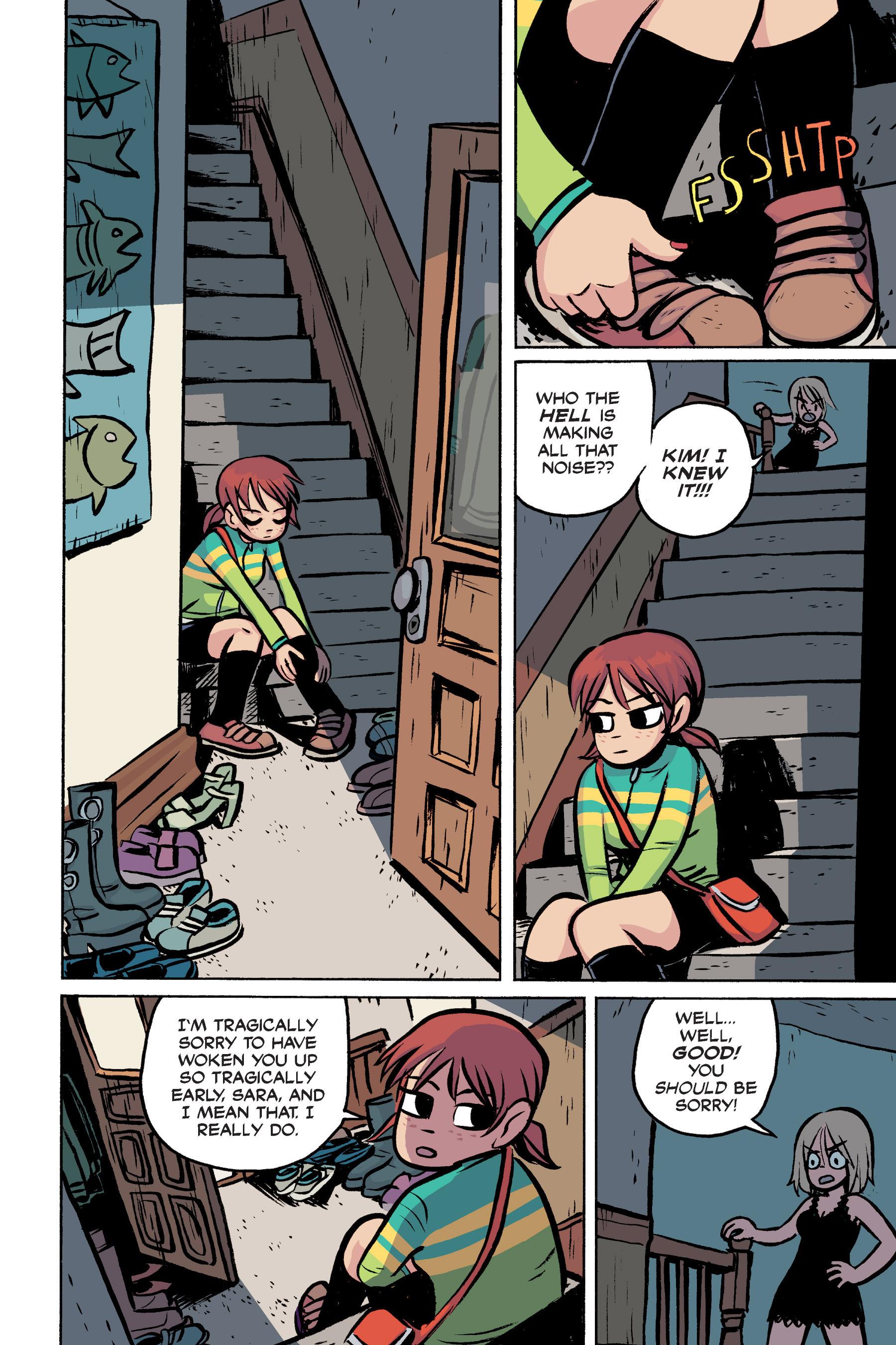 Read online Scott Pilgrim comic -  Issue #2 - 62