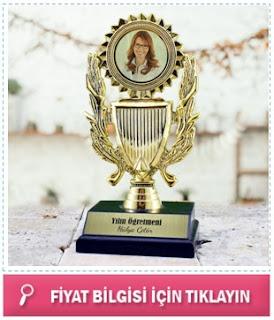 Kişiye Özel Fotoğraflı Ödül