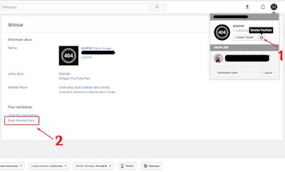 Berikut Cara Menambah dan Membuat Channel Youtube Baru 8