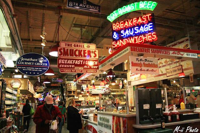 M-ii Photo : Philadelphie, Pennsylvanie - Terminal Market