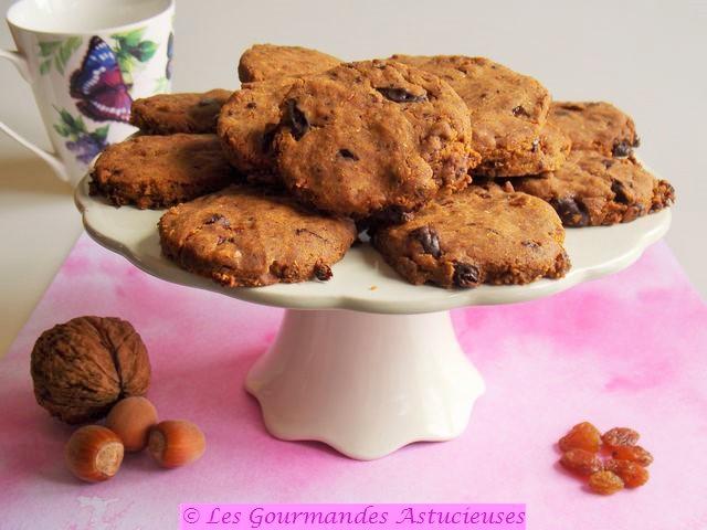 Comment faire des biscuits sans sucre et sans gluten ?