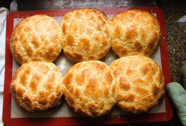 Food Lust People Love: A bakery staple in Chinatowns worldwide, golden pineapple buns are a real treat. The soft sweet bread features a topping that bakes up crisp and light. As an added bonus, some contain sweet fillings, like these made with my easy pineapple jam.