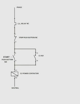 Terrific Direct Online Starter Or Dol Starter Working Principle Control Wiring 101 Kwecapipaaccommodationcom