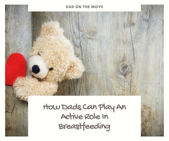 Dad's role in breastfeeding