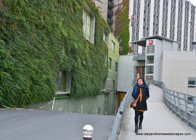 Ibis Hotel in Paris 17th arrondissement