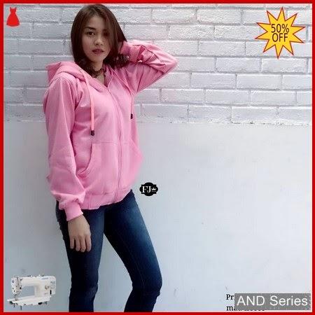 AND262 Jaket Wanita Prime Jacket Pink Baby BMGShop