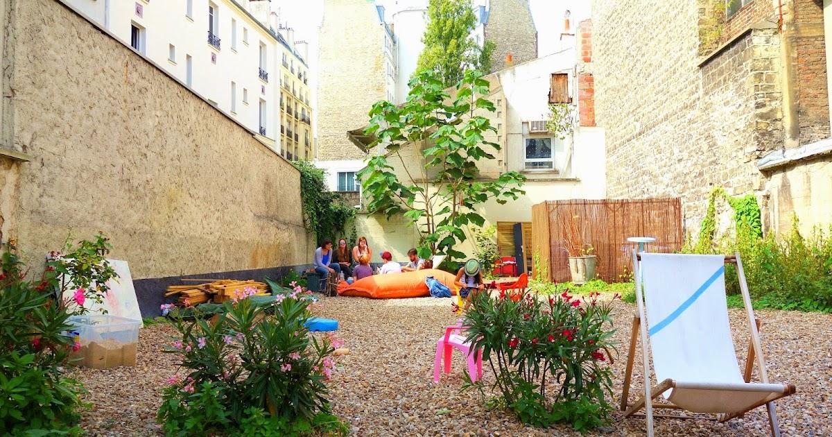 Mes adresses au fond du jardin un brunch champ tre 39 for Diner dans un jardin paris