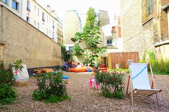 Mes Adresses : Au fond du jardin, un brunch champêtre - 39 rue Pelleport - Paris 20