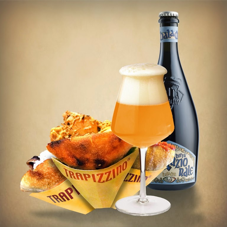 Birra Baladin e Trapizzino