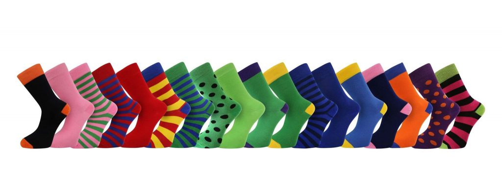 9f8f798fe89 Every Day Is Special  December 4 – National Sock Day