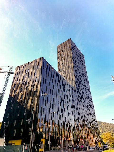 Edificio Passivhaus, Torre Bolueta - Bilbao por El Guisante Verde Project