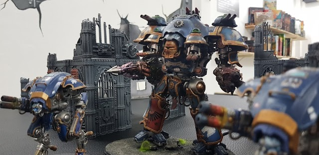 What's On Your Table Holiday Giveaway: Adeptus Titanicus