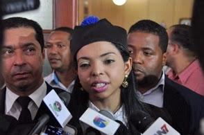 Yeni Berenice advierte cualquier persona obstruya caso de Donni Santana será sometida