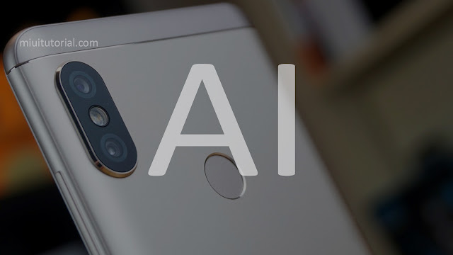 Cara Menambahkan AI Camera pada Xiaomi Redmi Note 5 PRO Terbaru