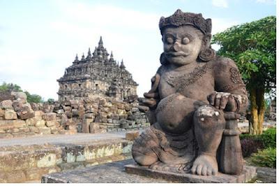 Patung atau Arca peninggalan Hindu - Budha - pustakapengetahuan.com
