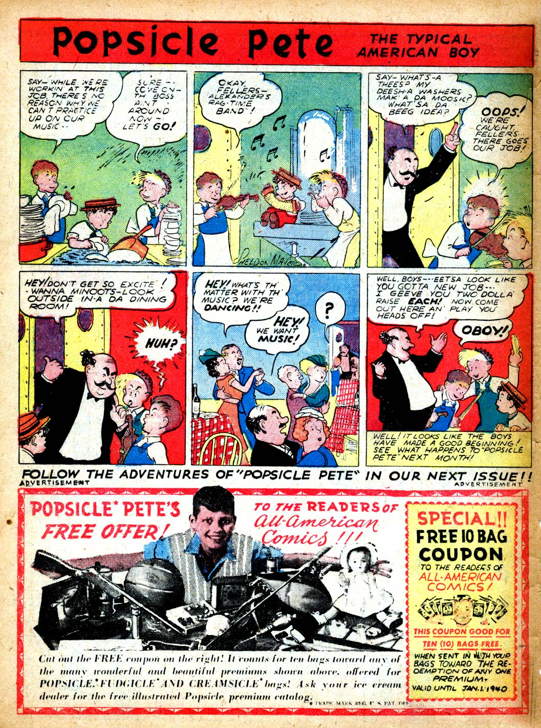 Read online All-American Comics (1939) comic -  Issue #9 - 66