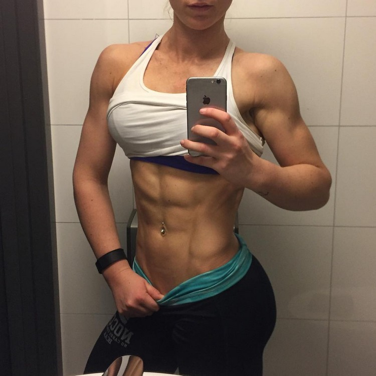Extreme ABS IFBB PRO Frida Paulsen Stern