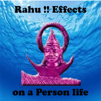 how rahu change our life as per astrology