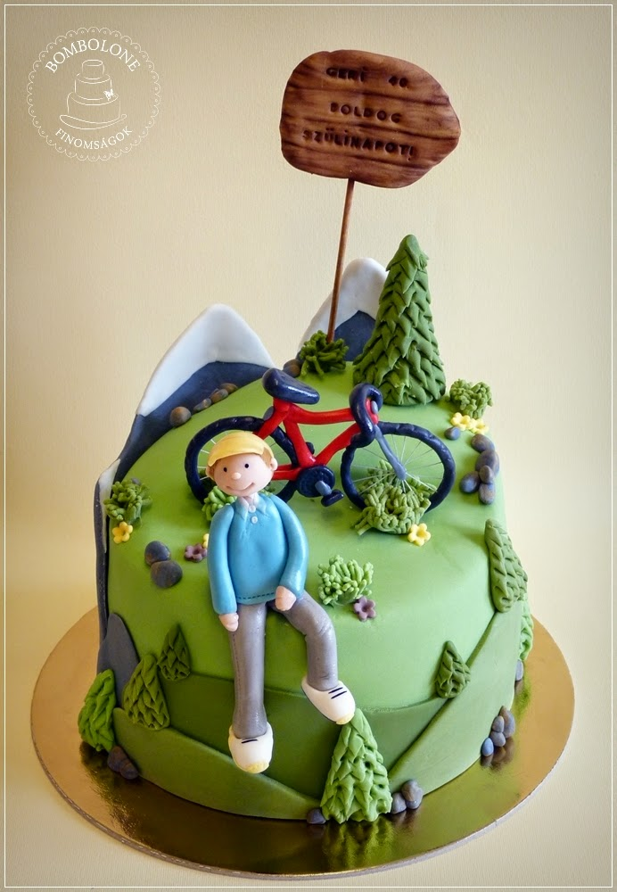biciklis torta képek Bombolone: Biciklis torta újratöltve biciklis torta képek