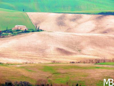 paesaggi campagna toscana