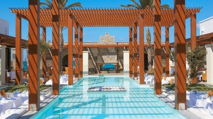 9. Amirandes Grecotel Exclusive Resort, Crete, Hellas (Greece) - Top 10 Marvelous Pools in the World