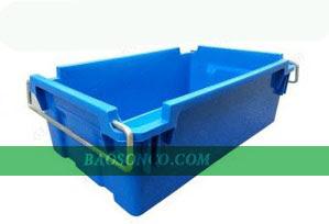 thùng nhựa đặc A2