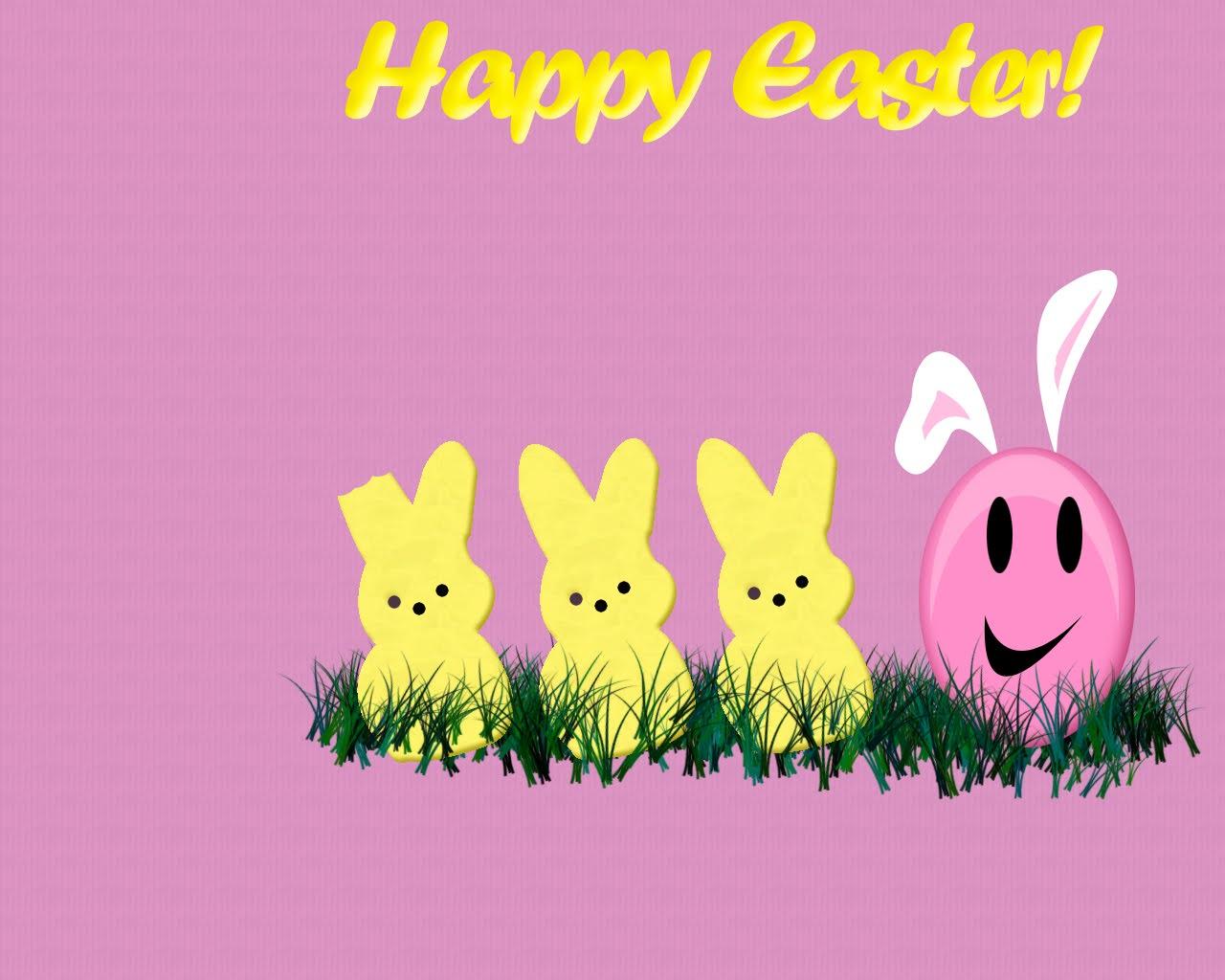 Funny Easter Wallpapers for Desktop
