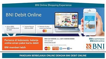 Apa Beda BNI Debit Online Dengan VCN BNI?