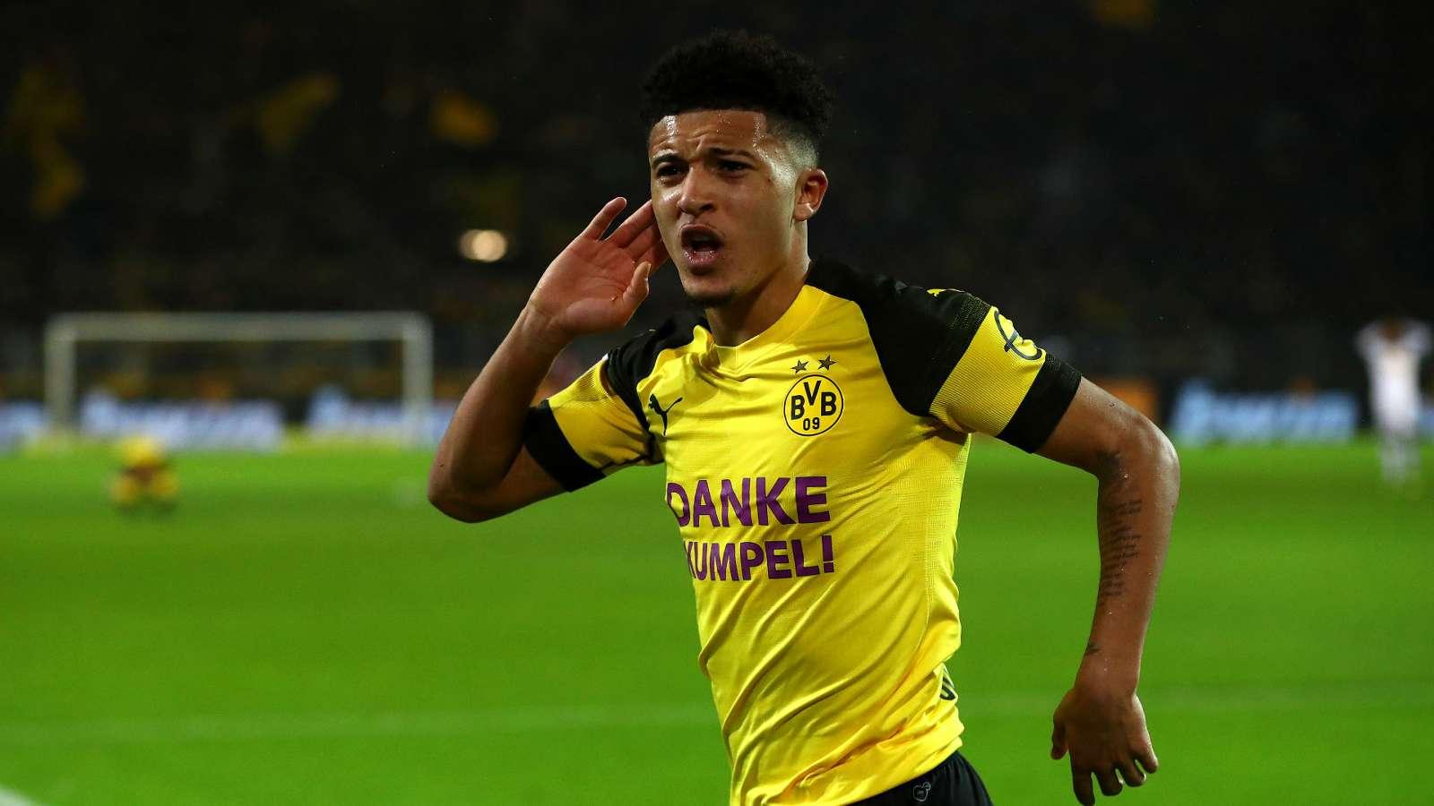 Dortmund Tidak akan Kuat Pertahankan Jadon Sancho